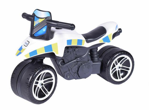 Poza cu Motoreta police Falk fara pedale