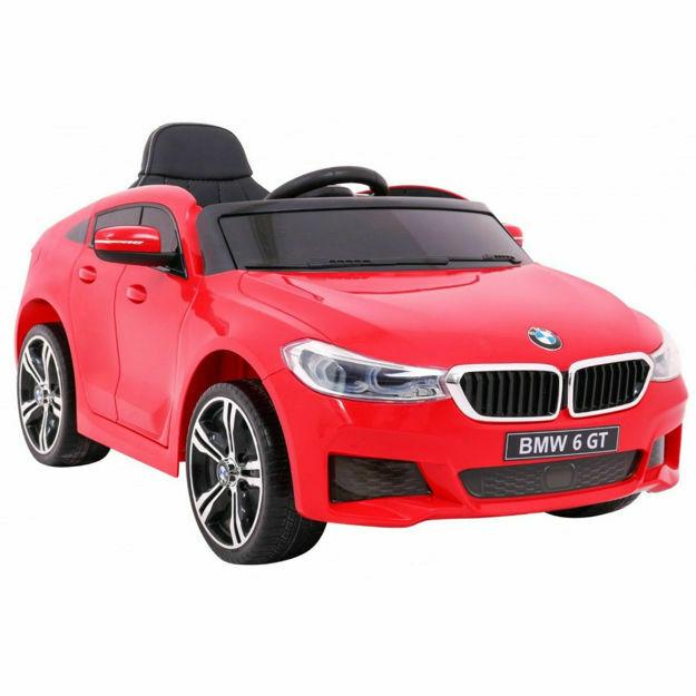 Poza cu Masinuta electrica BMW 6 Series GT, rosu