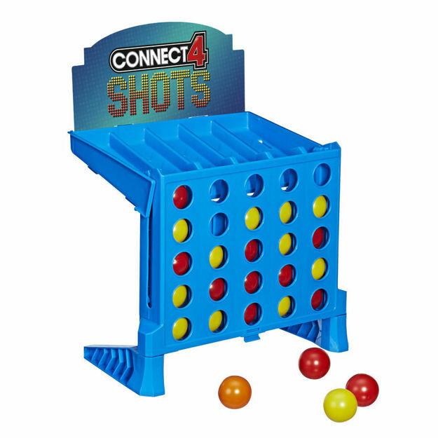 Poza cu Joc Hasbro Games - Connect 4 Shots