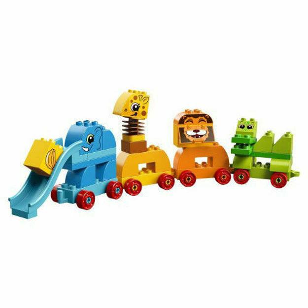 Poza cu LEGO DUPLO - Prima mea cutie de caramizi cu animale 10863
