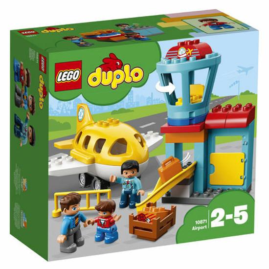 Снимка на LEGO DUPLO Town - Aeroport 10871