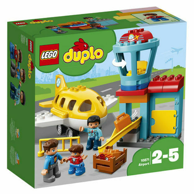 Picture of LEGO DUPLO Town - Aeroport 10871