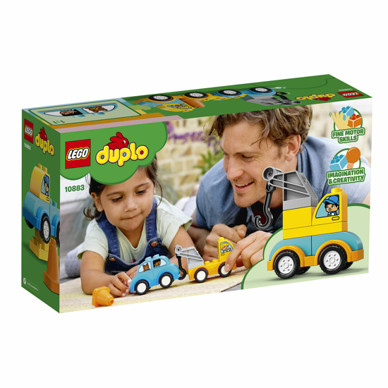 Снимка на LEGO DUPLO - Primul meu camion de remorcare 10883