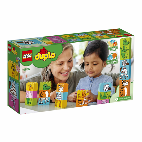 Poza cu LEGO DUPLO - Primul meu puzzle distractiv 10885