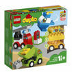 Poza cu LEGO DUPLO - Primele mele masini creative 10886