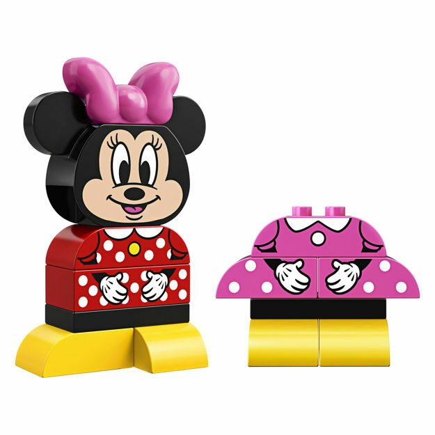 Picture of LEGO DUPLO - Prima mea constructie Minnie 10897