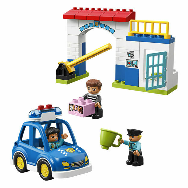 Picture of LEGO DUPLO - Sectie de politie 10902