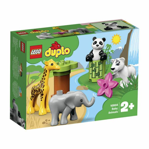 Poza cu LEGO DUPLO Town - Pui de animale 10904