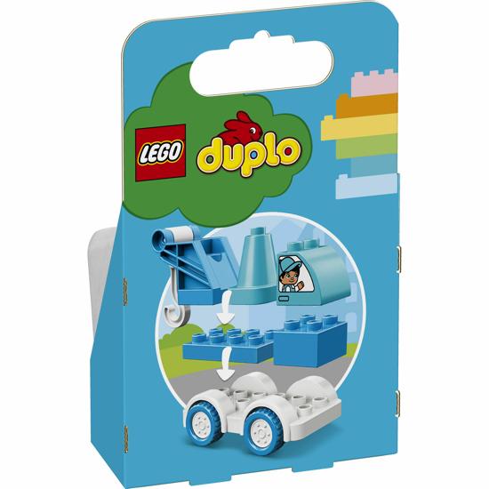 Снимка на LEGO DUPLO - Camion cu remorca 10918