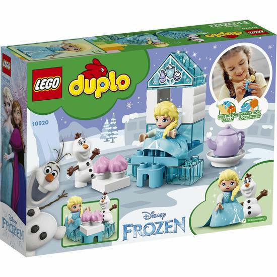 Снимка на LEGO DUPLO - Elsa si Olaf la Petrecere 10920