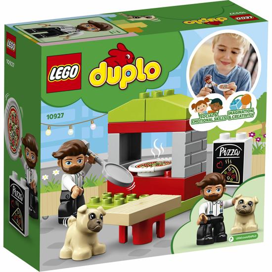 Снимка на LEGO DUPLO - Stand cu pizza 10927