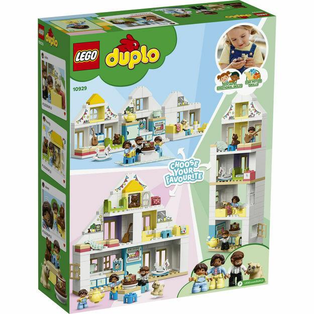 Poza cu LEGO DUPLO - Casa jocurilor 10929