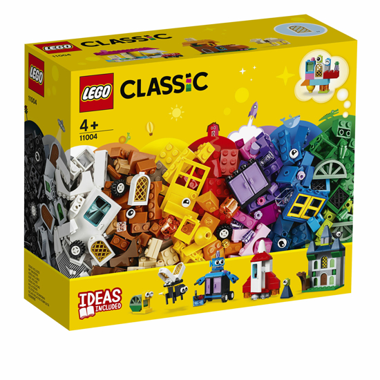 Снимка на LEGO Classic - Ferestre de creativitate 11004