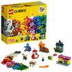 Poza cu LEGO Classic - Ferestre de creativitate 11004
