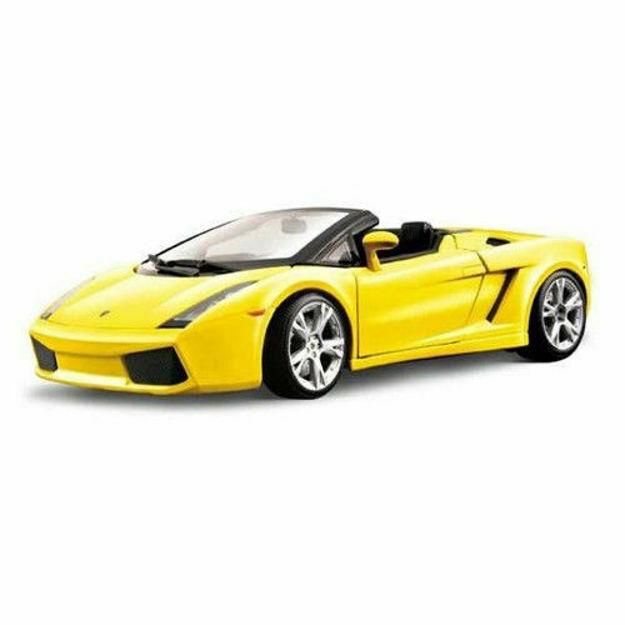 Poza cu Minimodel auto Lamborghini Gallardo Spyder