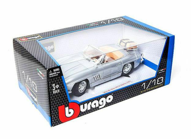 Poza cu Macheta 1:18 Bburago 12049 Mercedes-Benz 300 SL Touring (1957)