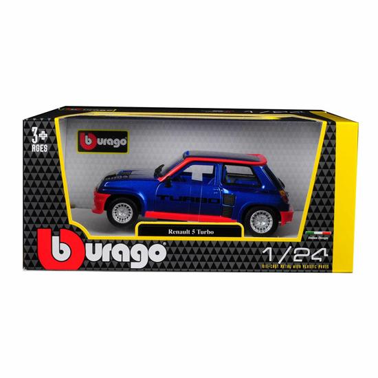 Снимка на Masinuta Bburago Renault 5 Turbo, 1:24