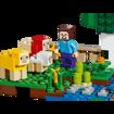Poza cu LEGO Minecraft - Ferma de lana 21153