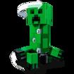 Poza cu LEGO Minecraft - Creeper BigFig si Ocelot 21156