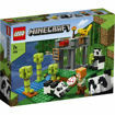 Picture of LEGO Minecraft - Gradinita panda 21158