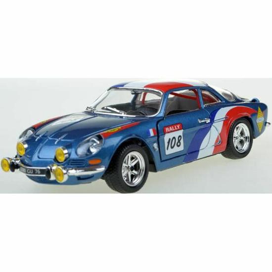 Снимка на Masina jucarie, Bburago, Renault Alpine A110 1600S 1:24