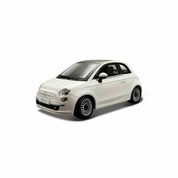 Picture of Macheta auto Fiat 500 (2007)