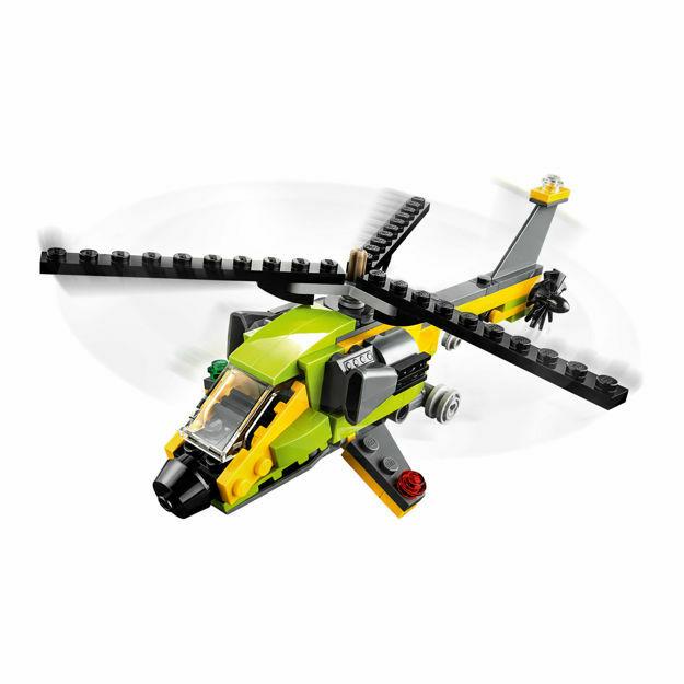Picture of LEGO Creator - Aventura cu elicopterul 31092