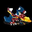 Picture of LEGO Creator - Dragon de foc 31102