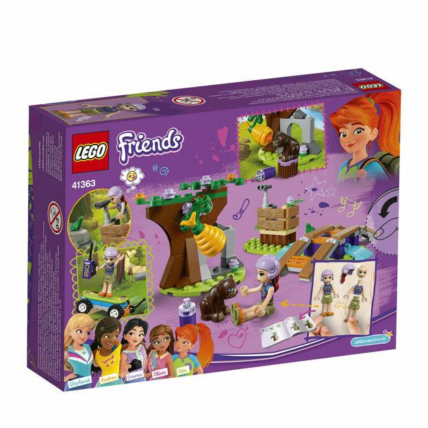 Poza cu LEGO® Friends - Aventura din padure a Miei 41363