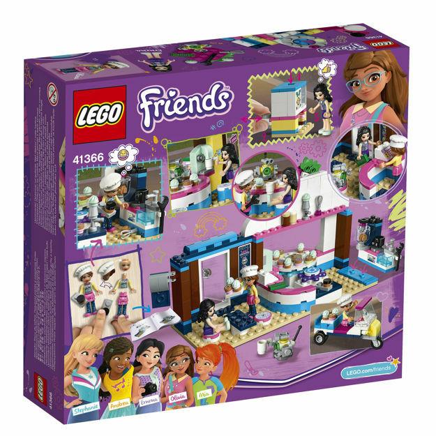 Picture of LEGO Friends - Cafeneaua cu briose a Oliviei 41366