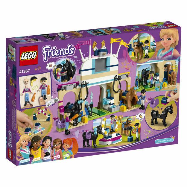 Picture of LEGO Friends - Sariturile cu calul ale lui Stephaniei 41367