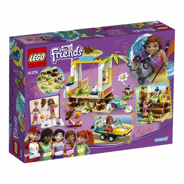 Picture of LEGO Friends - Misiunea de salvare a testoaselor 41376