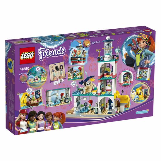 Poza cu LEGO Friends - Centrul de salvare de la far 41380