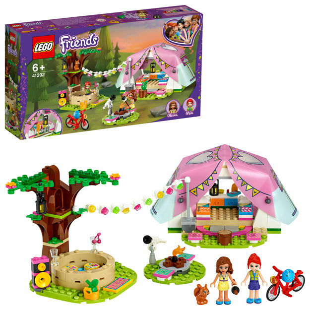 Picture of LEGO Friends - Camping luxos in natura 41392