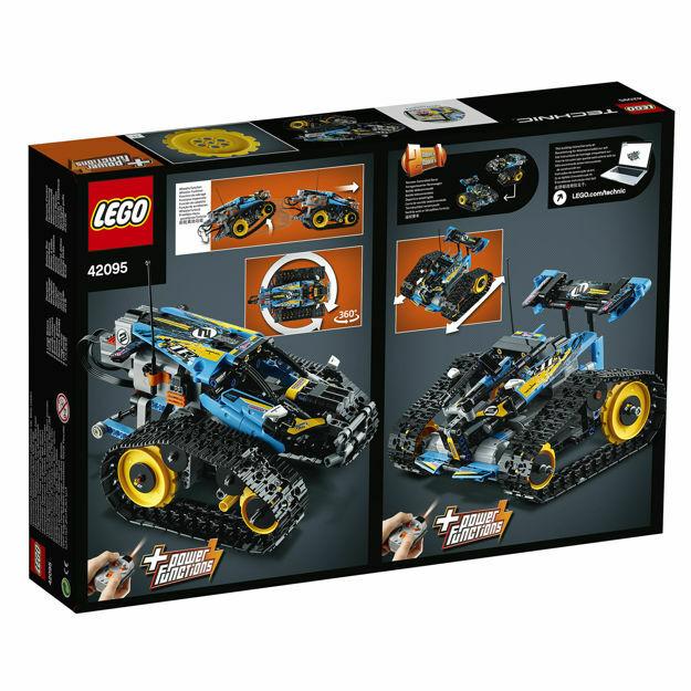 Picture of LEGO Technic - Masinuta de cascadorii 42095