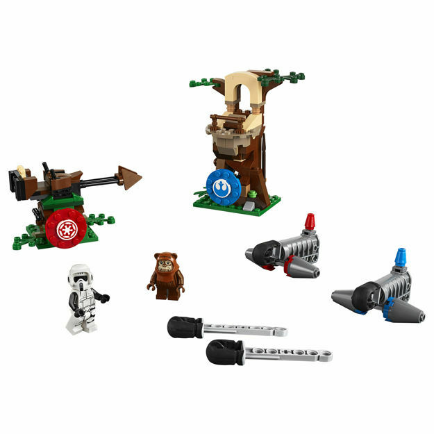 Picture of LEGO Star Wars - Atacul Action Battle Endor 75238