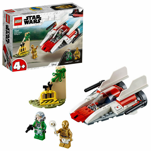 Picture of LEGO® Star Wars™ - Rebel A-Wing Starfighter™ 75247