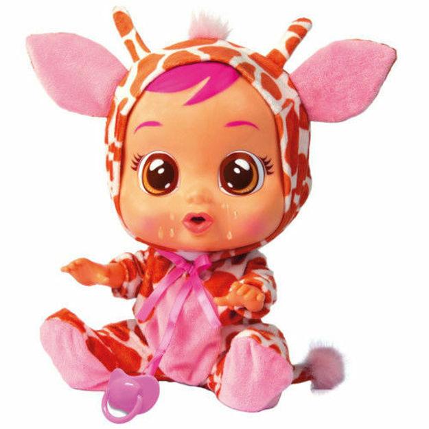 Poza cu Papusa Cry Babies - Bebe plangacios Gigi