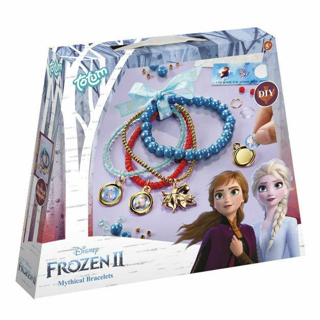 Poza cu Seturi de artizanat Bijuterii Frozen - Totum