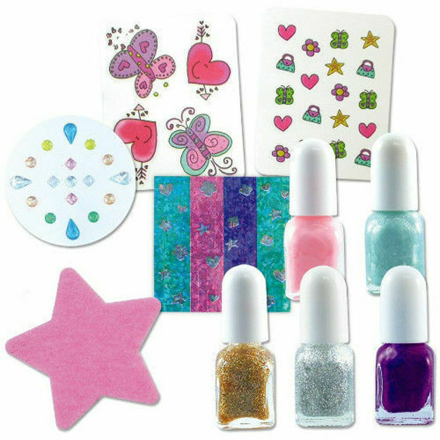 Picture of Set Galt Unghii Artistice Nail Art
