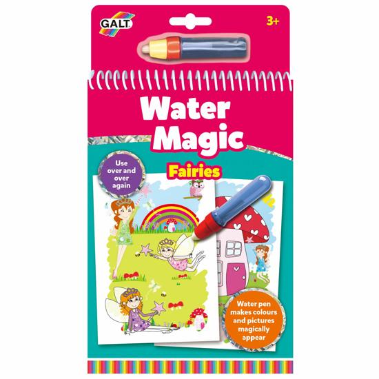 Poza cu Galt Water Magic: Carte de colorat Zane