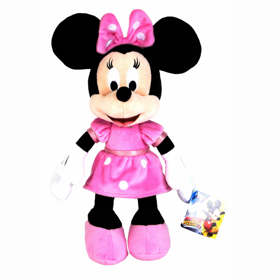 Poza cu Plus Disney - Minnie Mouse, 75 cm