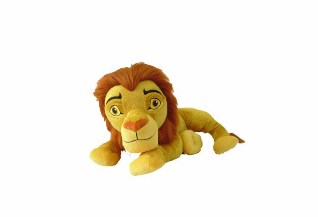 Poza cu Jucarie din  Plus ,Walt  Disney Simba ,Adult ,Lion KIng ,25cm