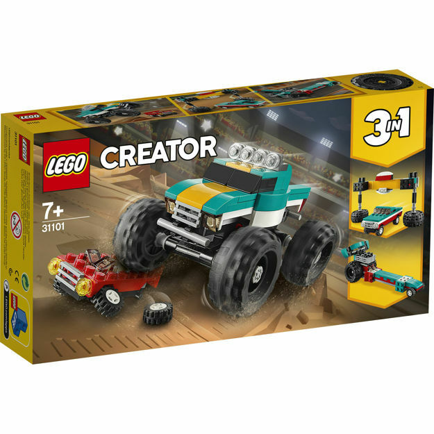 Picture of LEGO Creator - Camion gigant 31101