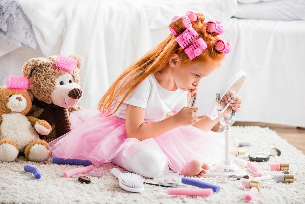Imagine pentru categorie Frumusete, bijuterii si accesorii fetite