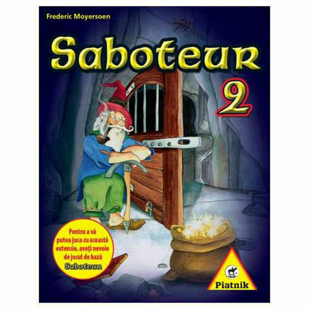 Picture of Saboteur 2