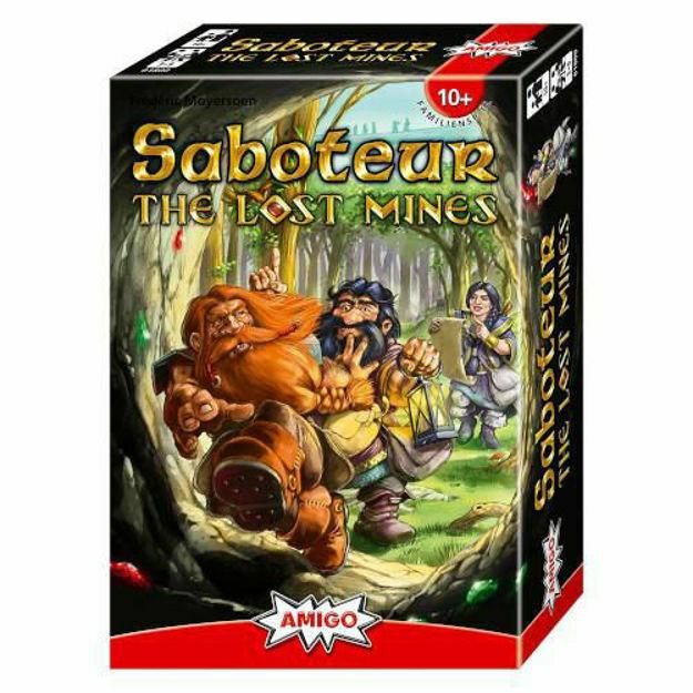 Poza cu Joc de Societate Saboteur: The Lost Mines