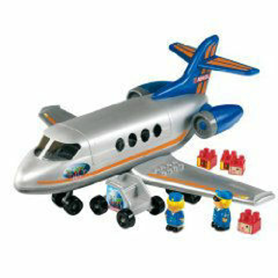 Poza cu Set Constructii Avion