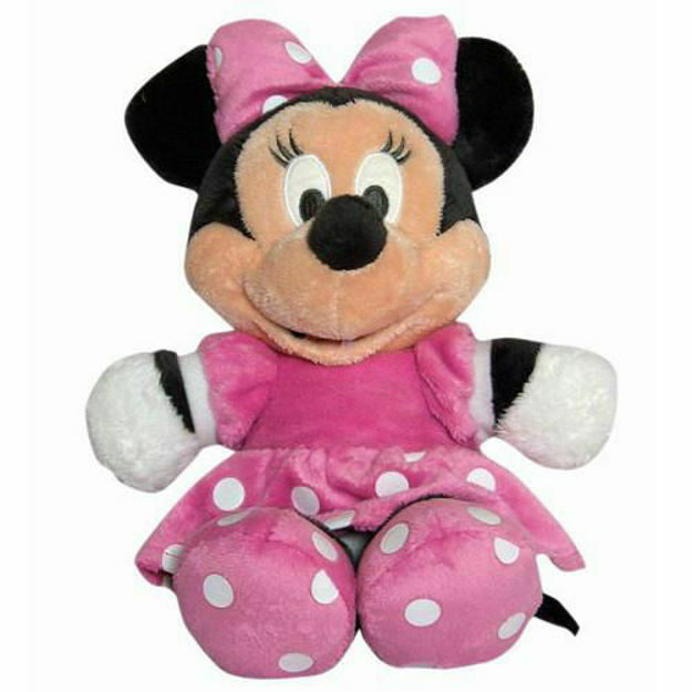 Picture of Mascota Flopsies Minnie Mouse 20 cm