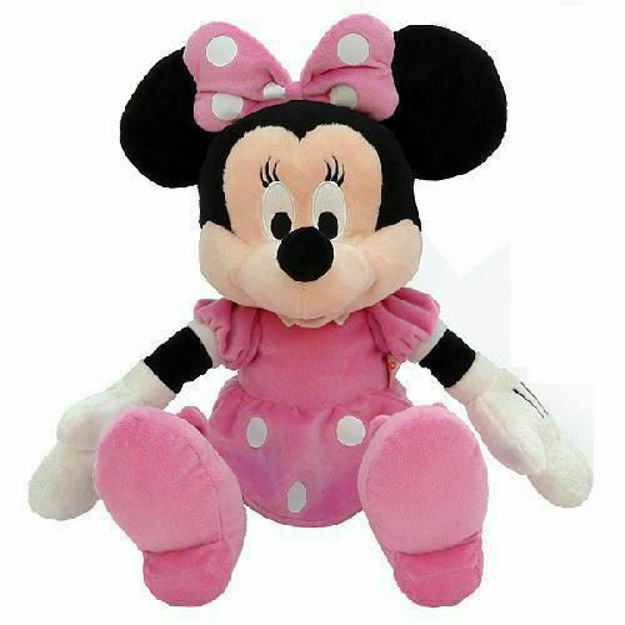Picture of Mascota Plus Minnie Mouse 35 cm